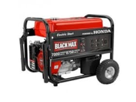 Houston 6000 Watt Generator Rentals