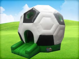 soccer bounce house
