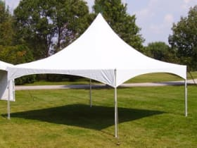 High Peak 20 x 20 Tent Rental