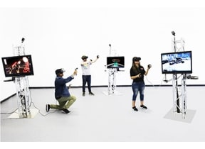 Virtual Reality Package w/ 3 VR Stations