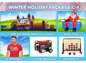 Austin Winter Holiday Package C4