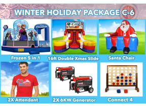 Dallas Winter Holiday Package C6