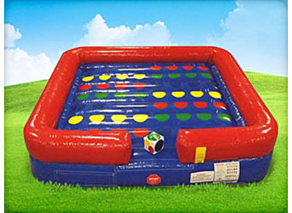 inflatable twister rental