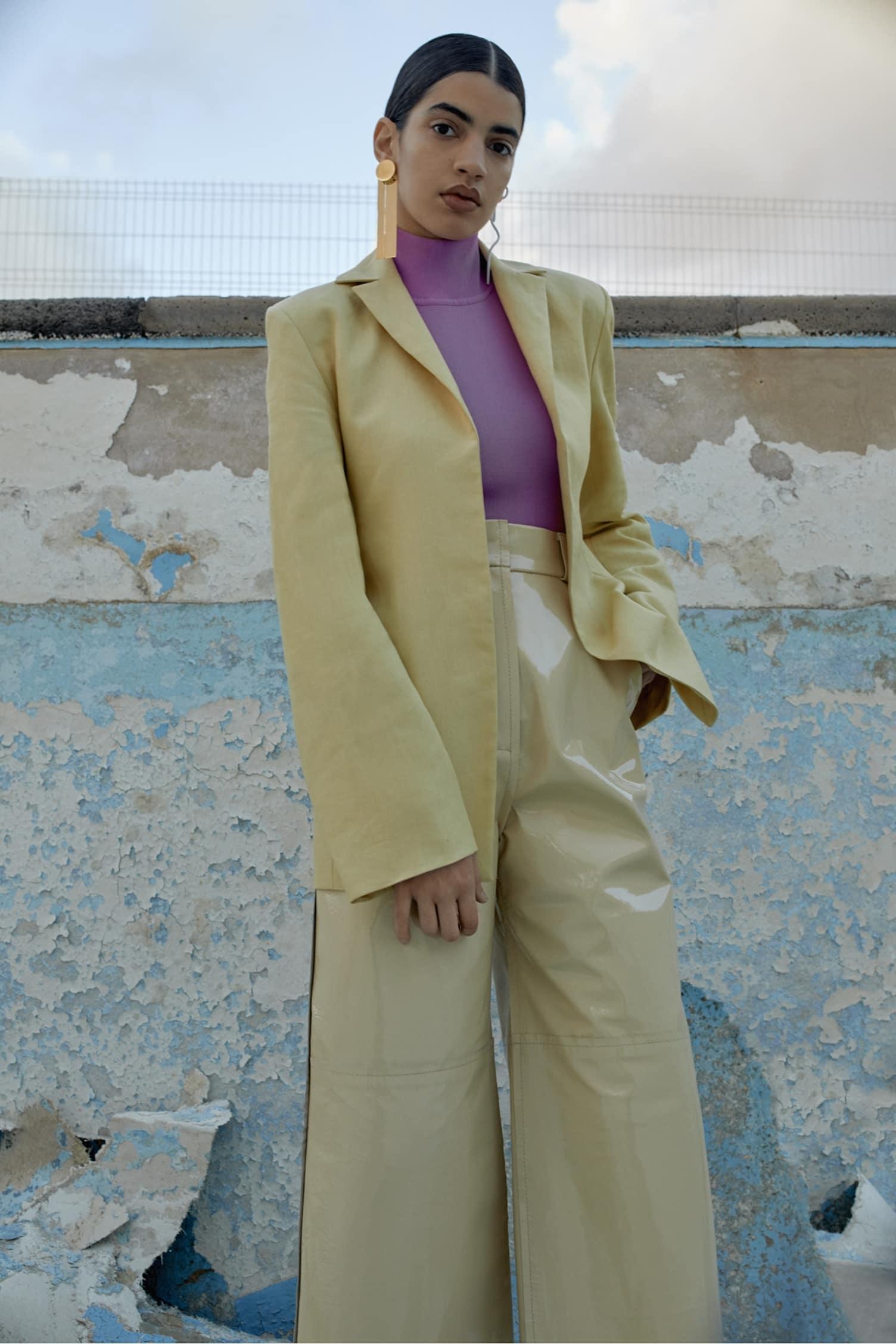 Nova Jacket Tan