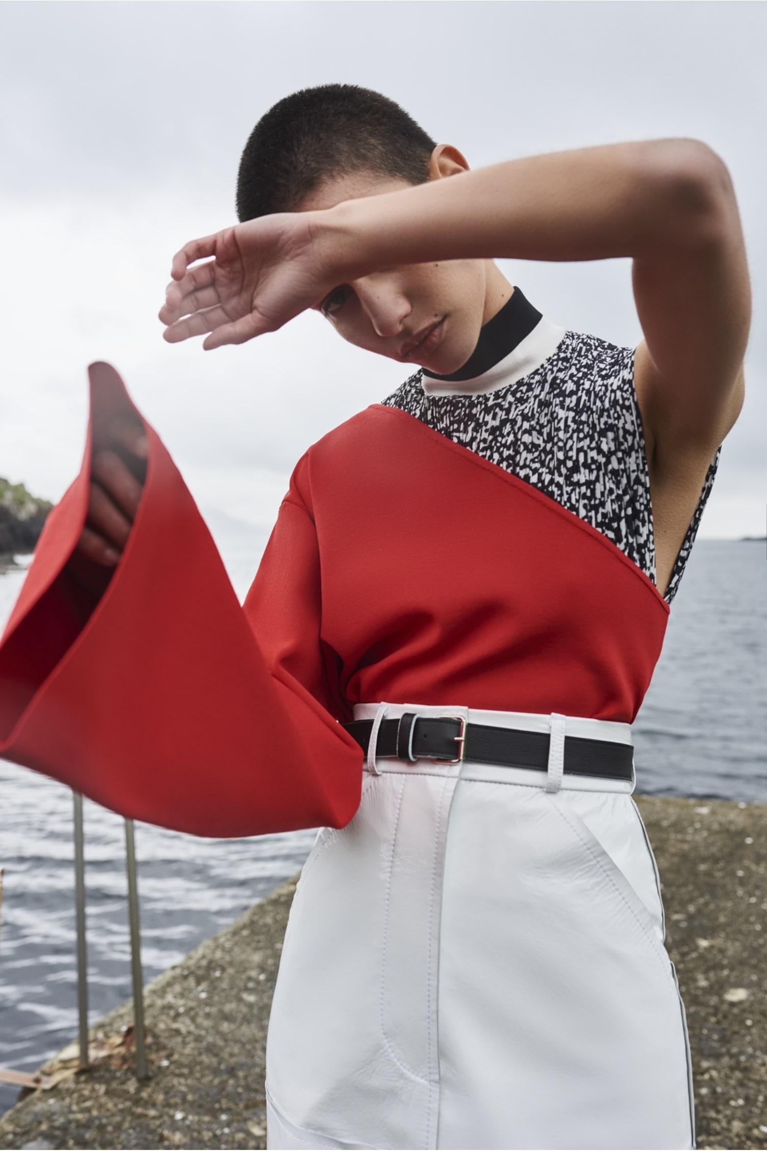 Maja Top Red