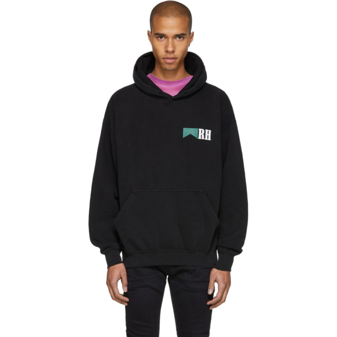 Outlet Real Cheap Real Authentic Green Psycho Cross Hoodie Rhude BnetLdD