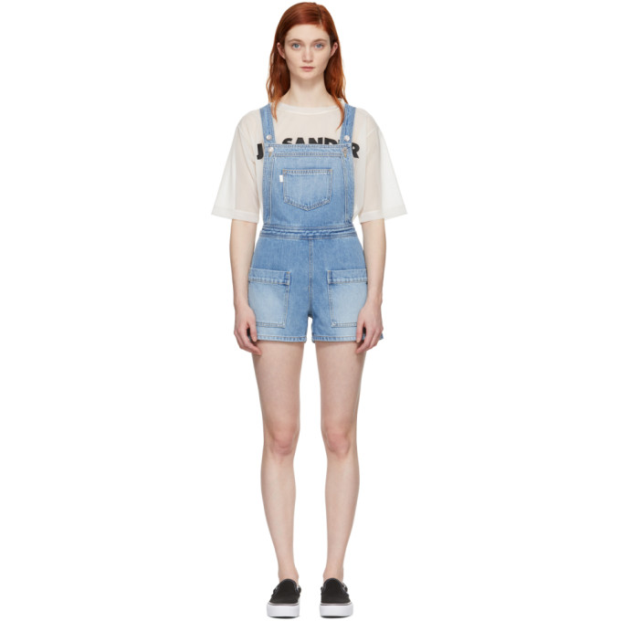DUNGAREES - Short dungarees Sjyp Cheap Low Price Cheap Best Release Dates Cheap Price VGIcUI