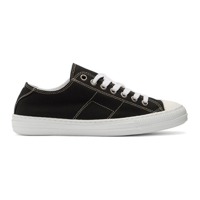 Maison Margiela Black Stereotype Sneakers nwiHE6WD