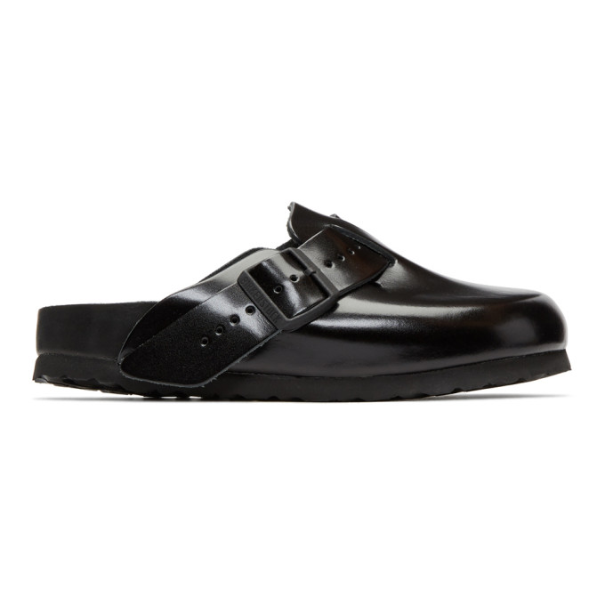 Rick Owens XoRbUy2XLL Edition Leather Boston Slip-On Loafers