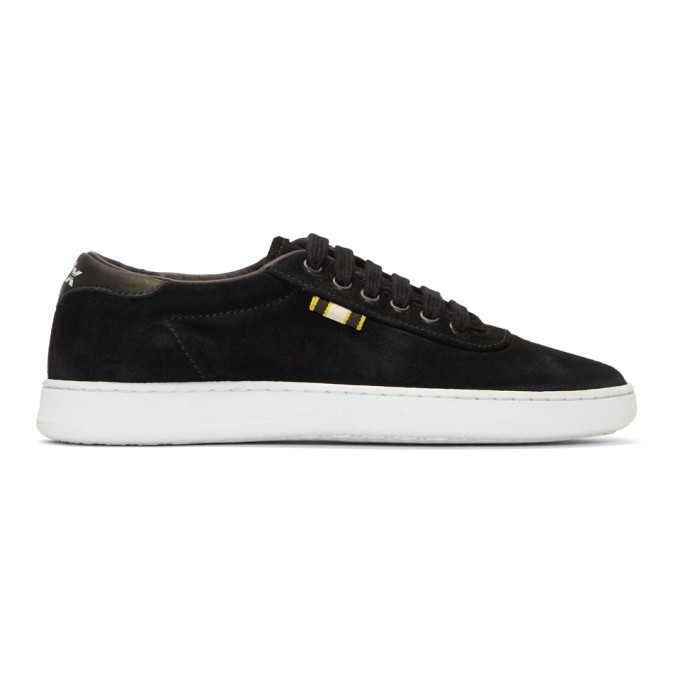APRIX Aprix Black Apr-002 Sneakers