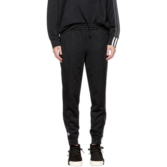 Adidas Originals By Alexander Wang Track pants Black AW Jacquard Track Pants