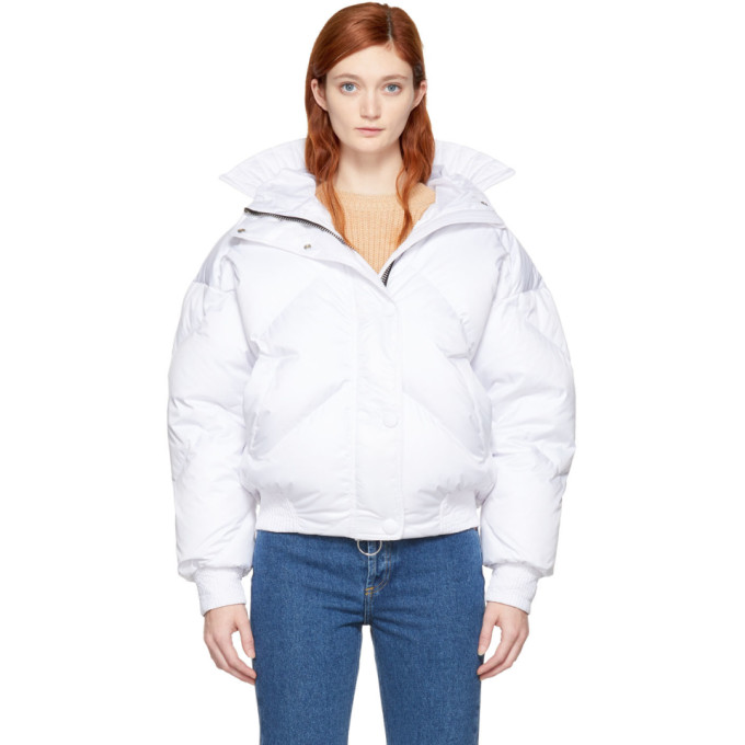 Dunlope Quilted Shell Down Jacket