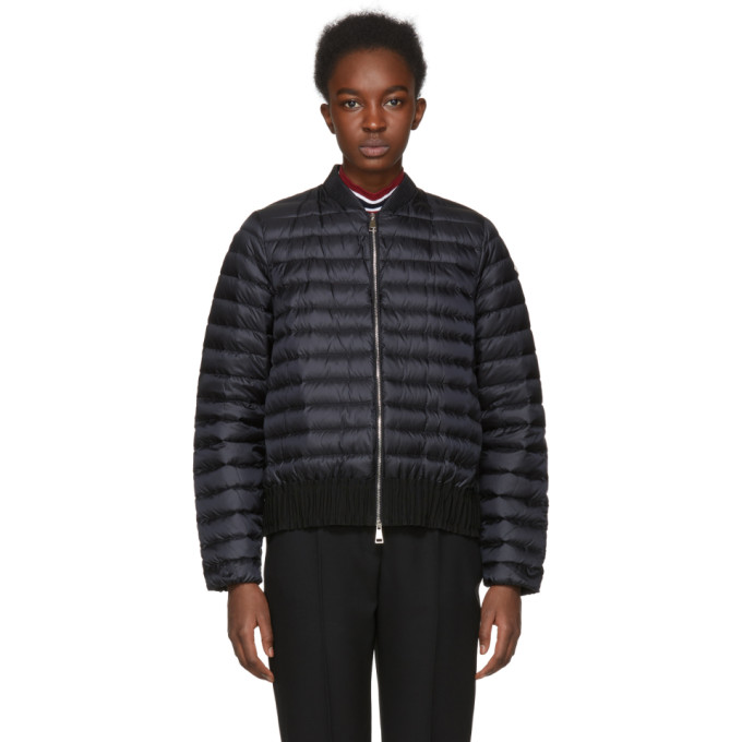 BARYTINE DOWN-QUILTED BOMBER JACKET