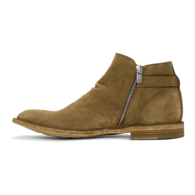 Officine creative Suede Standard 16 Boots