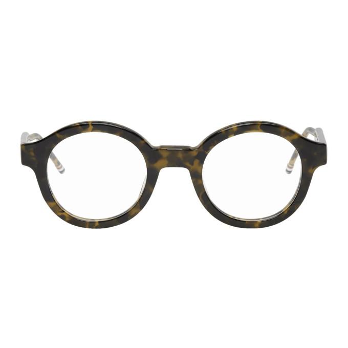 570675f1fd Thom Browne Tortoiseshell Tb-411 Glasses