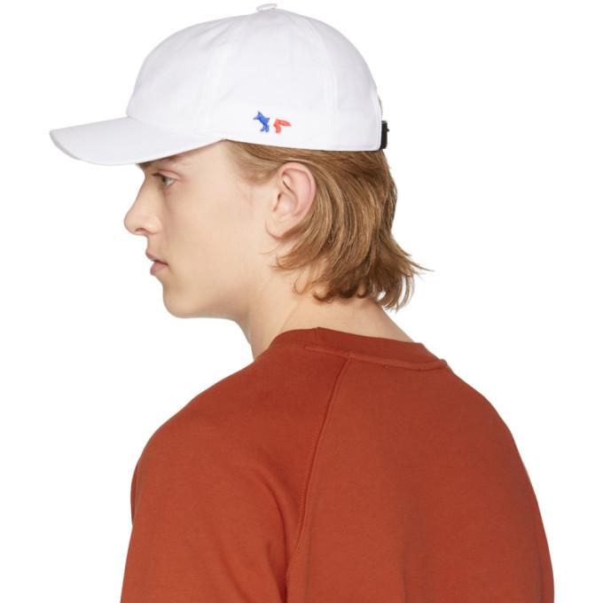 White Fox Logo Cap Maison Kitsun</ototo></div>                                   <span></span>                               </div>             <div>                                     <ul>                                             <li></li>                                             <li>                                                     <ul>                                                             <li>                                 <a href=