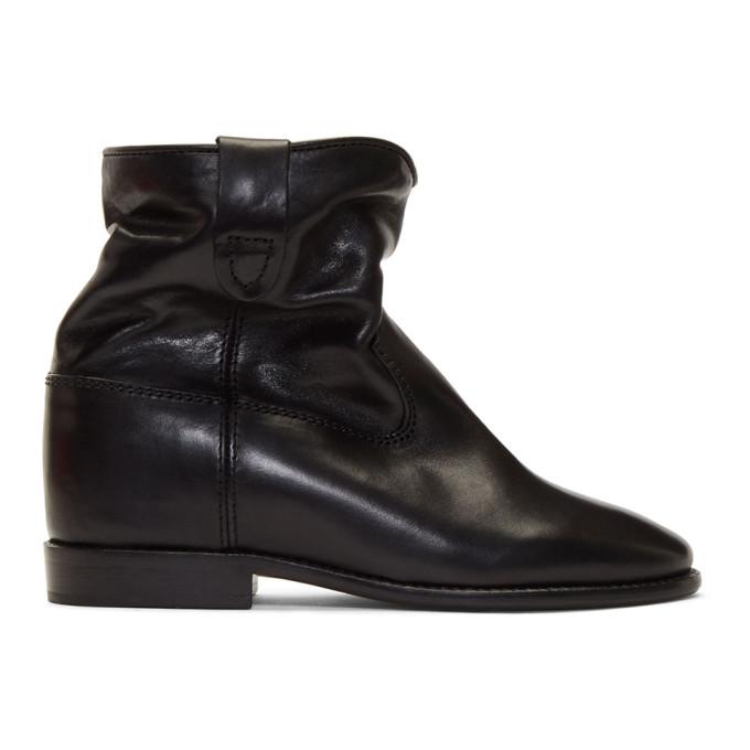 Isabel Marant Crisi Boots - Black