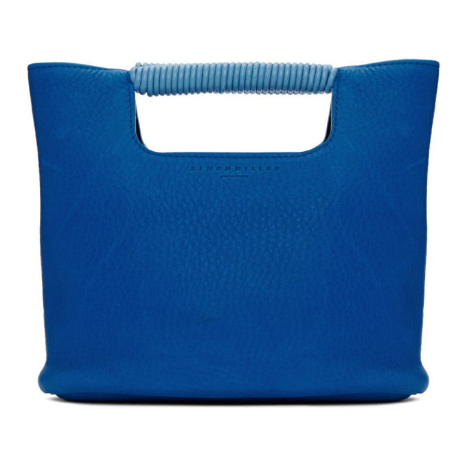 Simon Miller SIMON MILLER BLUE MINI BIRCH BAG