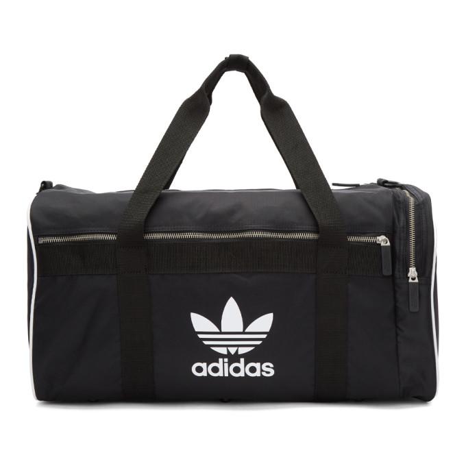 Adidas Large Duffle Bag - Black
