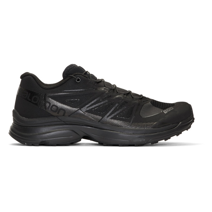 Opening Ceremony Black S-Lab Wings 8 SG Sneakers