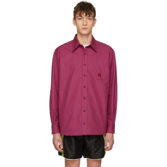 RIBEYRON Ribeyron Pink Dressed Shirt