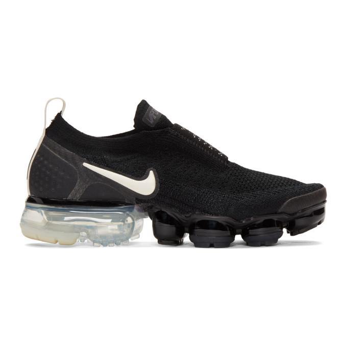 Nike Shoes Black Air VaporMax Flyknit MOC 2 Sneakers