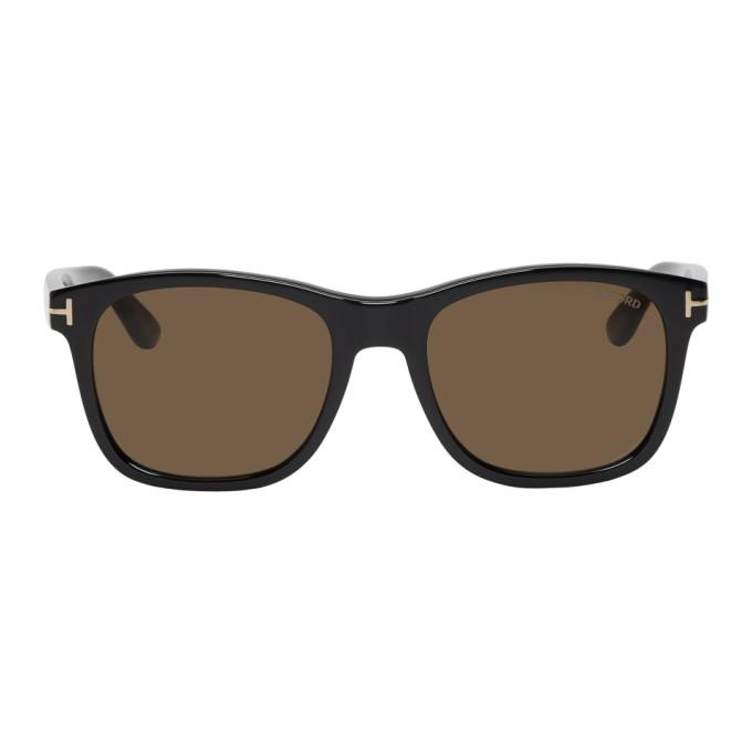 TOM FORD Black Eric Sunglasses