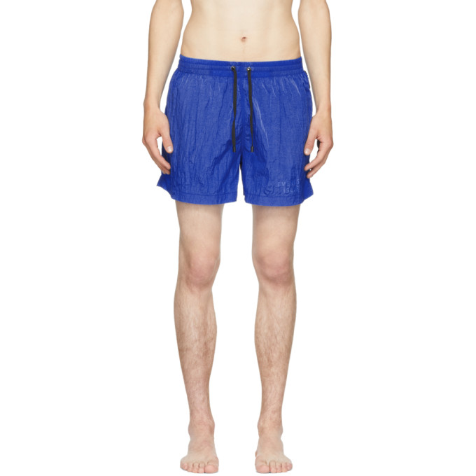 EVEREST ISLES BLUE SWIMMER 01 SWIM SHORTS