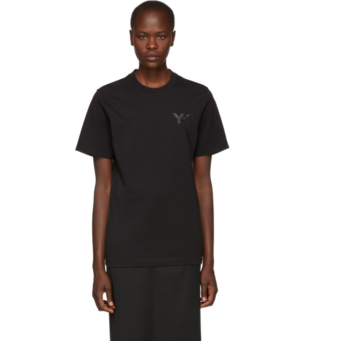 Y-3 Y-3 BLACK CL T-SHIRT