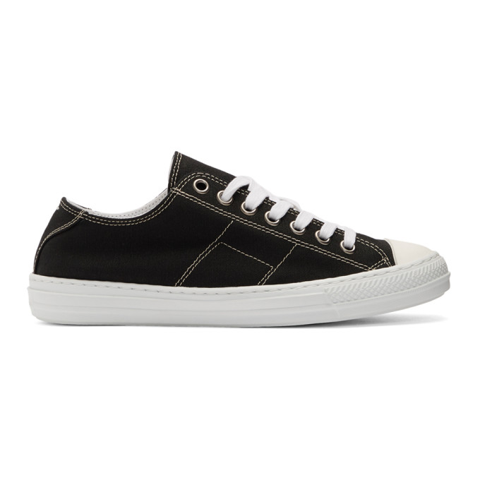 Maison Margiela Black Stereotype Sneakers