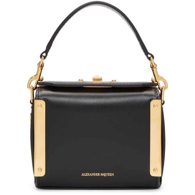 Black Nano Box Bag from SSENSE
