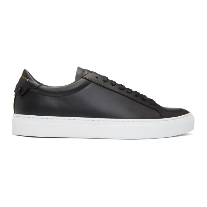 'Urban Knots Lo' Sneaker in 001 Black