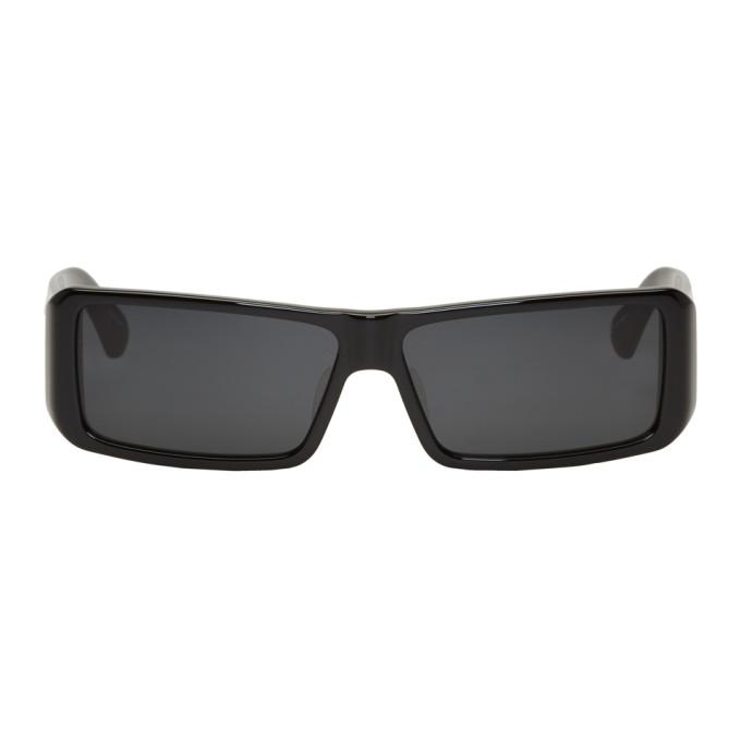 Black Linda Farrow Edition 157 C1 Sunglasses
