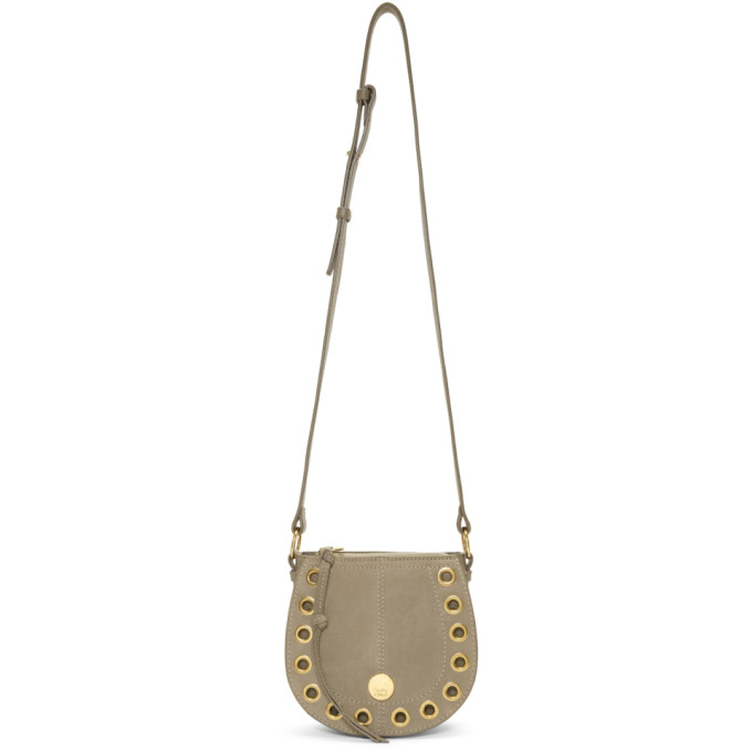 SEE BY CHLOE GREY KRISS HOBO BAG
