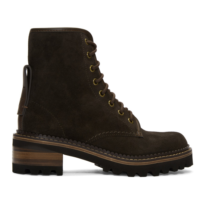 SEE BY CHLOE BROWN MARTA BOOTS