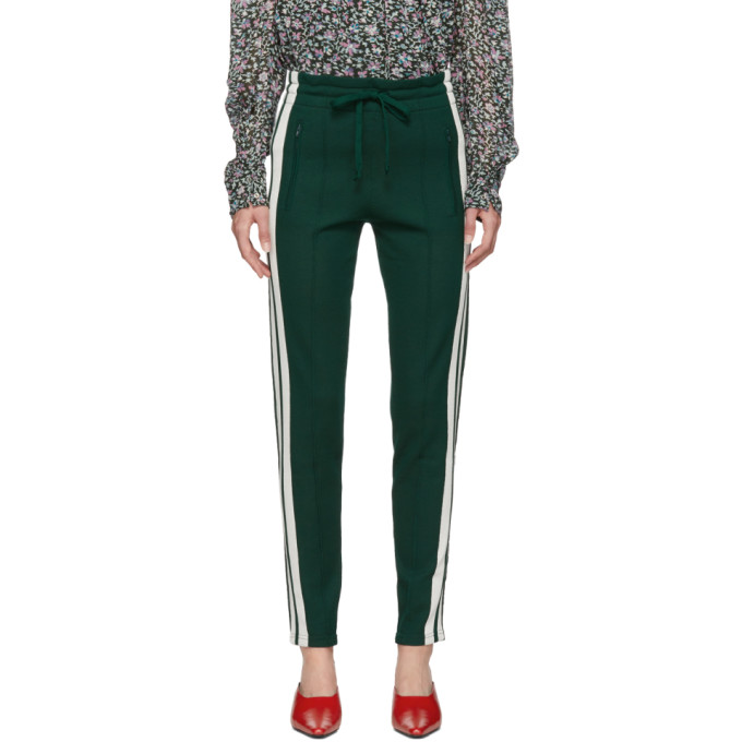 Green Dario Lounge Pants by Isabel Marant Etoile