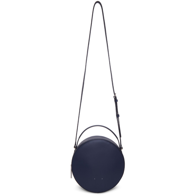 PB 0110 NAVY ROUND BAG