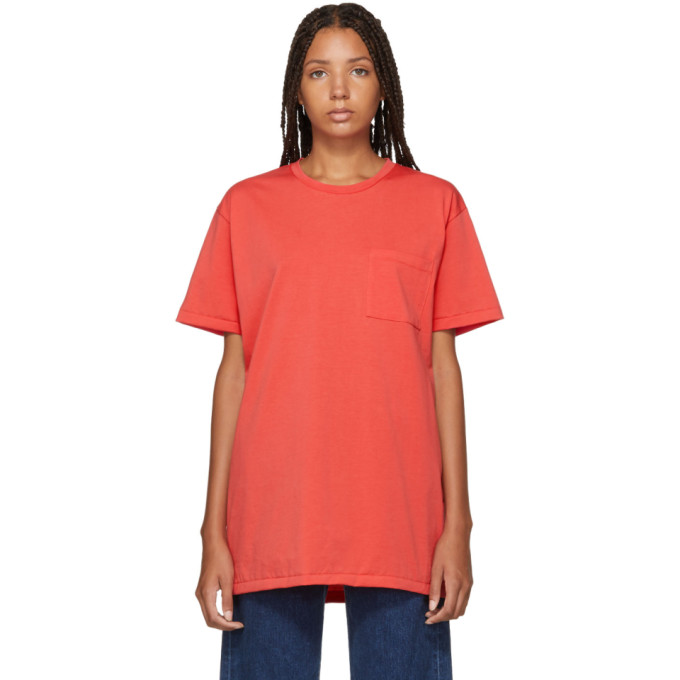 SIMON MILLER RED HUTTO T-SHIRT