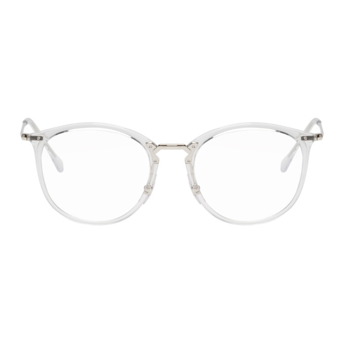 ef7115ddfc RAY BAN CLEAR HIGHSTREET GLASSES