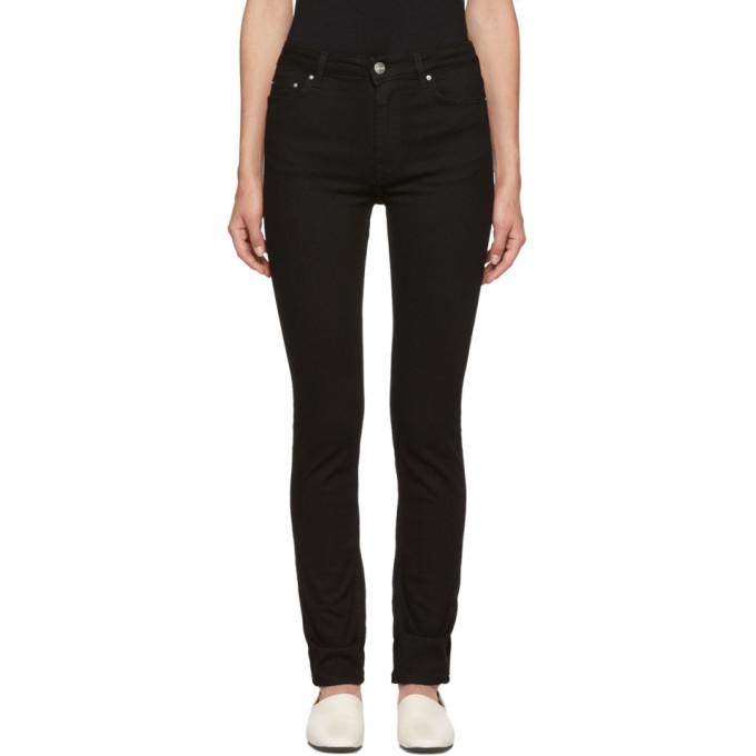 Black Slim Jeans from SSENSE