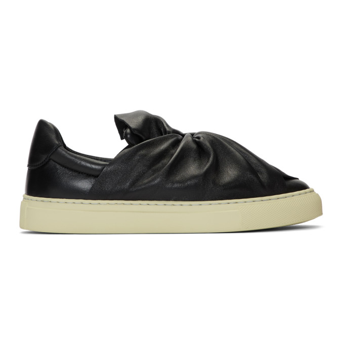 Ports 1961 PORTS 1961 BLACK BOW SNEAKERS