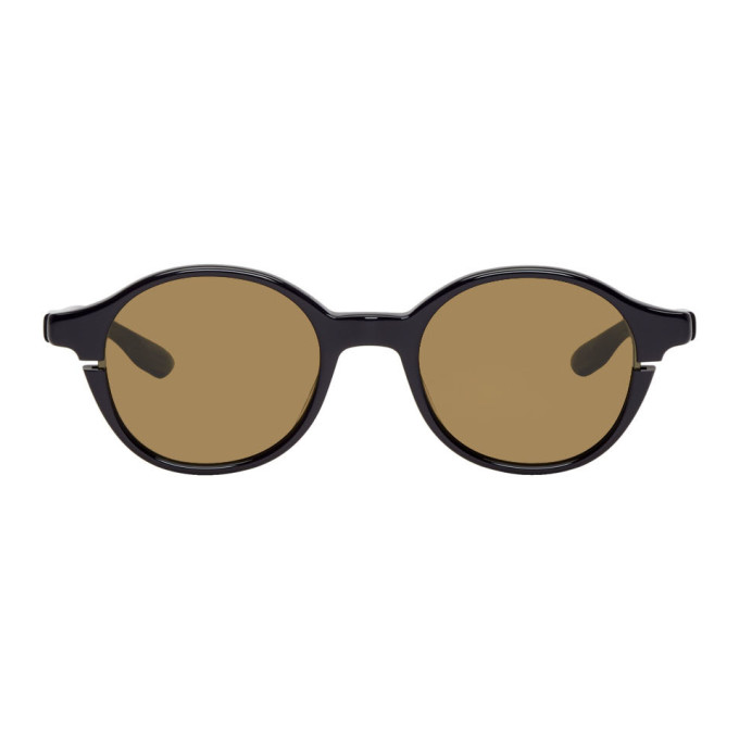 DITA Dita Navy Siglo Sunglasses in Navy/Brown