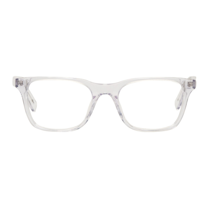 ALL IN TRANSPARENT YORK GLASSES
