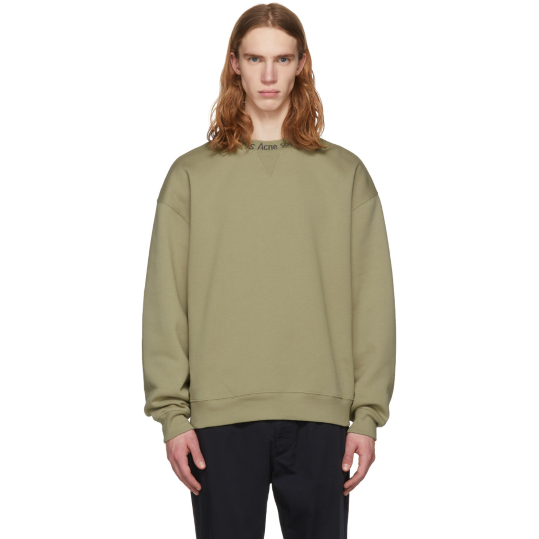 Gren Flogho Sweatshirt by Acne Studios
