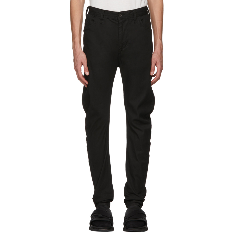 Black Skinny Jeans by Julius