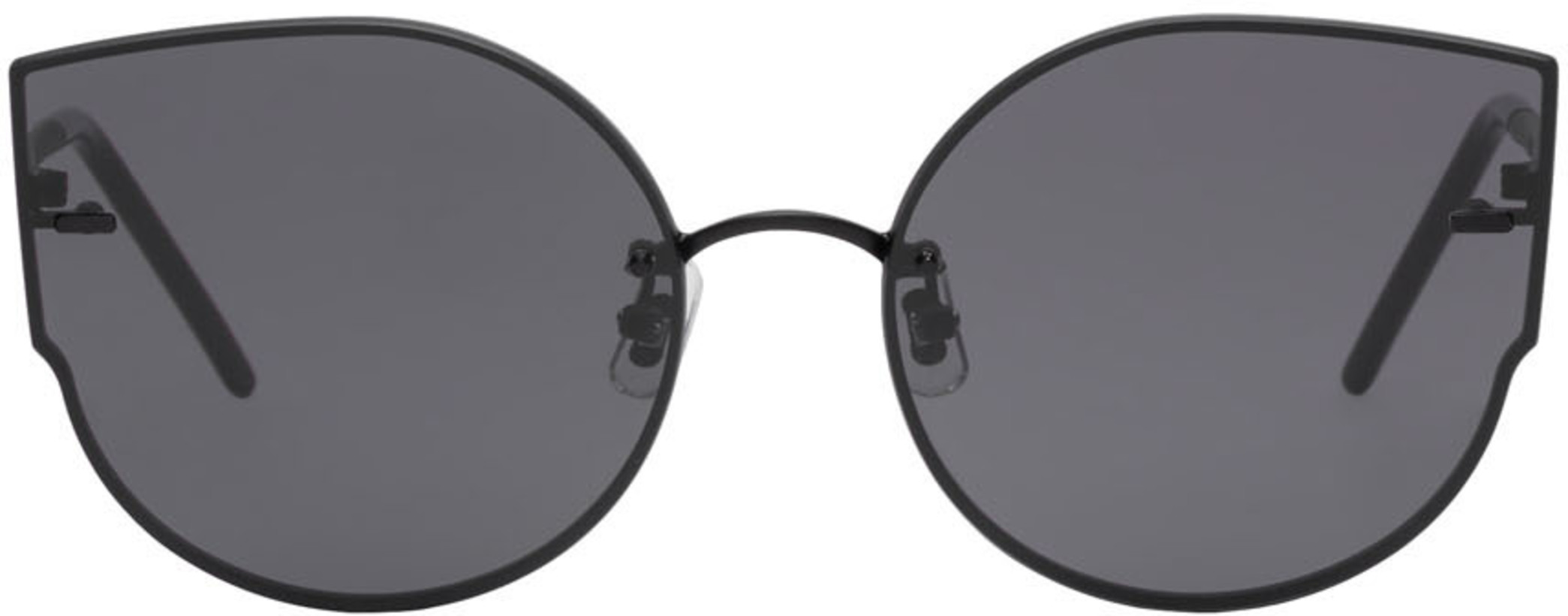 Gentle Monster Black Ami Adam Sunglasses