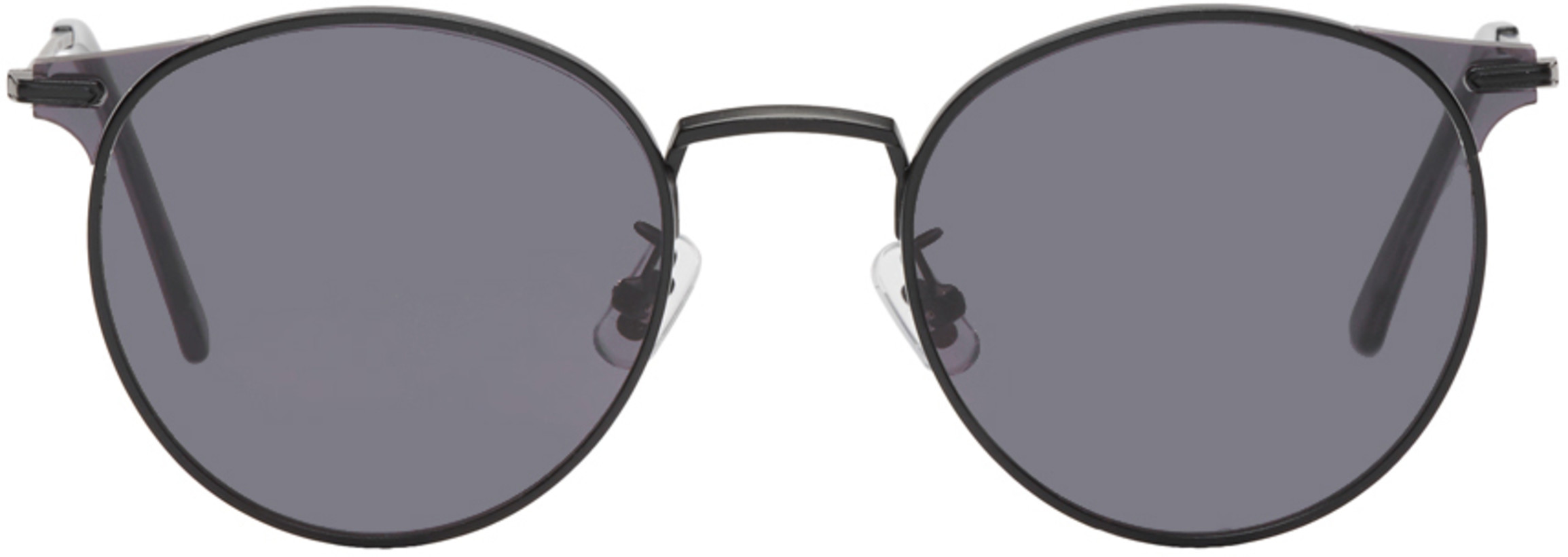 Gentle Monster Black Moor Sunglasses