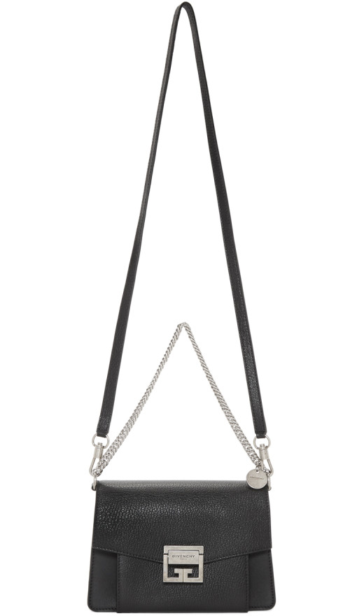 Givenchy - Black Small Gv3 Bag