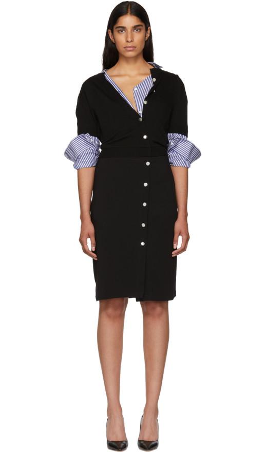 Altuzarra - Black Jefferson Dress