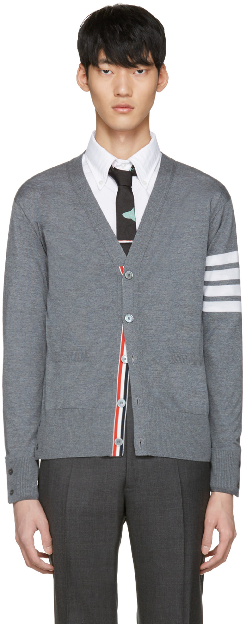 Thom Browne sweaters for Men | SSENSE